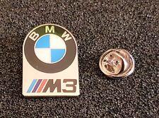 Bmw m3 pin motorsports logo enamel-Dimensions 19x25mm