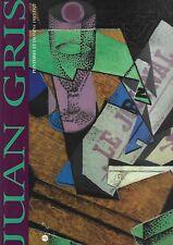 JUAN GRIS - PEINTURES ET DESSINS 1887-1927