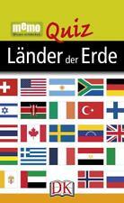 Memo Quiz. Länder der Erde (2016, Gebundene Ausgabe)