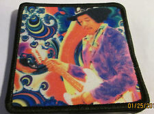 Jimi Hendrix Collectable Rare Vintage Patch Embroided 2005 Metal Live