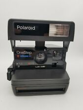 Polaroid One Step Close Up 600 Instant Photo Camera  -  TESTED WORKS