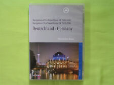 CD NAVIGATION DEUTSCHLAND MERCEDES BENZ COMAND APS DX 2011 C CL CLK E G M S SL