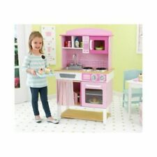 KidKraft Cuisine Jouet pour Enfant Home Cookin' 61 x 34 x 101 cm Rose 53198