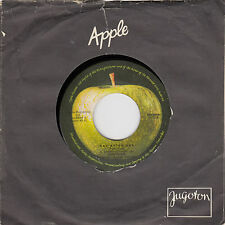 "BADFINGER  DAY AFTER DAY / SWEET TUESDAY MORNING 1971 RECORD YUGOSLAVIA 7"" PS"