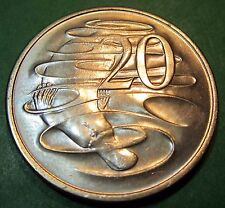 1968 Australia 20c Twenty Cents #D68-20 =CIRCULATED=