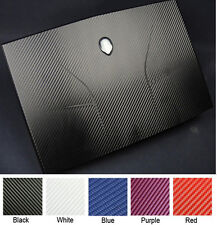 Carbon fiber Laptop Stikcer SKin Decal Cover Guard for Alienware M11x R1 R2 R3