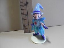 """#A322 Ojamajo Doremi Anime 3""""in Girl w/Blue Witch Hat and Cloth Clothes"""