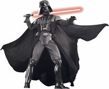 Morris Costumes Men's New Star War Darth Vader Supreme Complete Outfit. RU909877