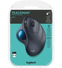 Logitech Wireless Trackball Laser Track Cordless Mouse M570 Mac & Windows