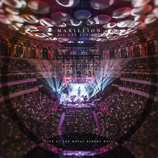 Marillion - All One Night Live At The Royal Albert 2CD - Released 27th July