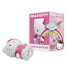 Hello Kitty 2in1 Nachtlicht + Taschenlampe Kindertaschenlampe Lampe Leuchte