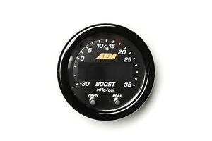 AEM Serie X Aumenta la Presión Indicador 30-0306