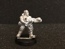 Imperial Guard Catachan Jungle Fighter Flamer Metal Warhammer 40K Citadel