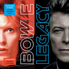 "David Bowie Legacy The Very Best of 2 X 12"" 180g Vinyl Set Queen"