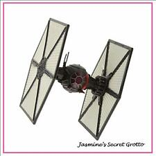 STAR WARS THE FORCE AWAKENS FIRST ORDER SPECIAL FORCES TIE FIGHTER DIE CAST NIB