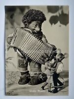 MECKI Walce Musette AK old postcard vecchia cartolina