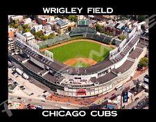 Chicago - WRIGLEY FIELD - Souvenir Magnet