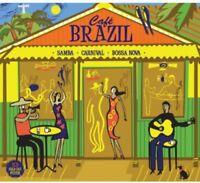Various Artists - Cafe Brazil / Various [New CD] UK - Import