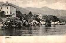Ansichtskarten vor 1914 aus Kroatien