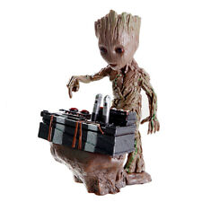 Vol.2 Guardians of the Galaxy Baby Groot Push Bomb Button Action Figure Statue