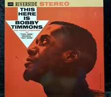 Bobby Timmons:This here is Bobby Timmons Lp