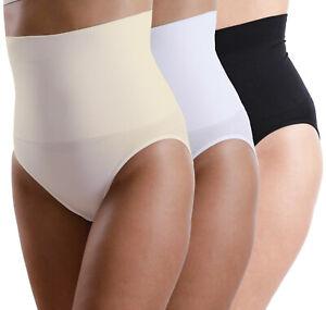 Seamless Shapewear Miederslip Form-Slip Bauchweg Slip Miederhose von Yenita®