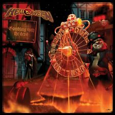 Gambling With the Devil- Helloween- Extra Tracks-New CD -Fast Ship- 2CD/Q-9