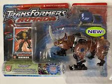 Transformers Armada RHINOX - MISB SEALED