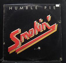 Humble Pie - Smokin' LP VG+ SP-4342 1st Brown Labels 1972 A&M Vinyl Record