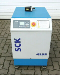 Alup Kompressor SCK 10-10 Schraubenkompressor   Bj. 2003   7,5 kW