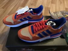 ADIDAS X DRAGON BALL ZX 500 RM TRAINERS  SIZE UK 10.5 BNIB  100% AUTHENTIC