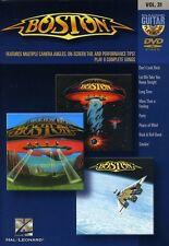 Guitar Play-Along, Vol. 31: Boston DVD Region 1