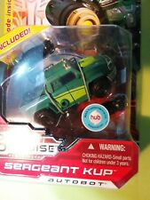 Transformers Prime Sergeant Kup Pickup Truck Complete MOC Unopened C 9 +