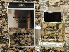 Chanel -  Platinum Egoiste EDT - 5ml Sample in Refillable Atomizer