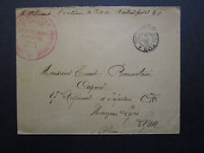 France 1915 2nd Army Detachment Cover to Lyon  - Z7108
