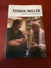 Eisner Miller Dark Horse Books Prose Novel Comic Book