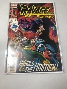 Ravage 2099 #13 (Dec 1993, Marvel)