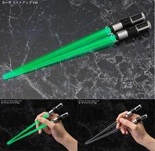 Star Wars - Yoda Light Up version Lightsaber Chopsticks