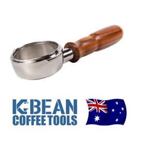 K Bean Coffee Tools - 58mm E61 Bottomless / Naked Portafilter - IMPERFECT