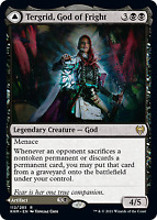 Tergrid, God of Fright - X1 - Kaldheim - R112/285 - 4RCards