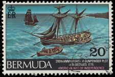 "BERMUDA 331 (SG337) - American Revolution ""Gunpowder Plot"" (pa86787)"