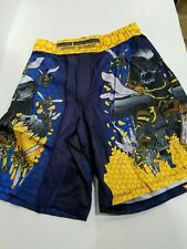 Tatami Honey Badger V5 Mma Bjj No Gi Competition Fight Board Shorts