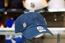 47 Brand Detroit Tigers Suspense Clean Up Dad Hat Strap