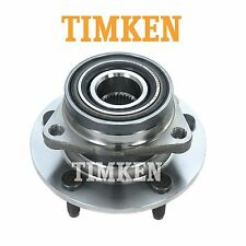 For Dodge Ram 1500 4WD Front Wheel Bearing & Hub Assembly Timken 515006