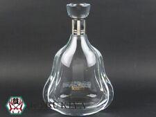 Hennessy PARADIS Empty Bottle Cognac Crystal Decanter Empty Box