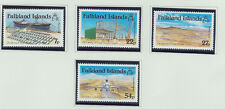 FALKLAND ISLANDS SG501-504-MOUNT PLEASANT AIRPORT-MNH