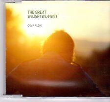 (DX773) The Great Enlightenment, Geva Alon - 2011 DJ CD