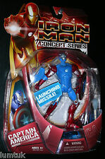 Hasbro Marvel Captain America Concept Series Armor Iron Man Movie Figure 2008