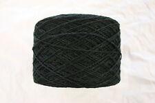 100 g balls Scottish Lambs Wool 4 ply Weight Yarn – Dark Green