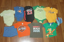 set-5 Lots of 10 branded mix clothing 0-6 months boy